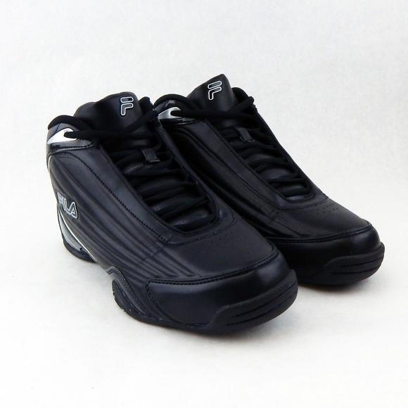 Fila Men's Slam 12C Basketball Shoe 9.5M Boutique